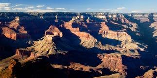 Grande canyon Vista Fotografia Stock Libera da Diritti