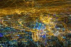 Grande caos Fotografia Stock Libera da Diritti