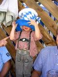 Grande cappello Fotografia Stock Libera da Diritti