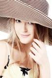 Grande cappello immagine stock