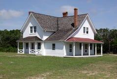 Grande casa colonial velha do estilo Imagens de Stock