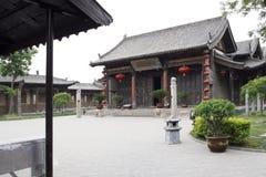 Grande casa della Cina Fotografia Stock