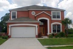 Grande casa della Florida Immagini Stock Libere da Diritti