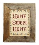 Grande casa doce home Fotografia de Stock Royalty Free