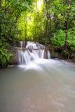 Grande cascata alla Tailandia Immagini Stock Libere da Diritti