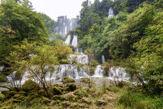grande cascata in Tailandia Fotografia Stock