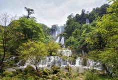 grande cascata in Tailandia Fotografia Stock Libera da Diritti