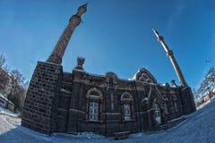 Grande cattedrale (moschea di Fethiye) immagine stock