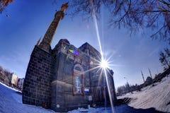 Grande cattedrale (moschea di Fethiye) fotografia stock libera da diritti