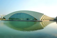 Grande centro sportivo Immagine Stock