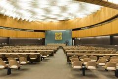 Grande chambre de réunion Image libre de droits