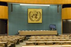 Grande chambre de réunion Photo libre de droits