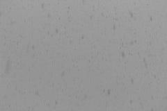 Grande chute de flocons de neige du ciel Photo libre de droits