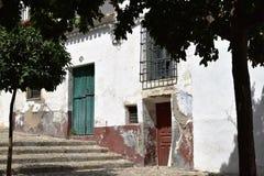 Grande cidade histórica de Granada da Espanha-Andaluzia, cidade velha imagens de stock royalty free