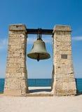 Grande cloche dans le Chersonesus en Crimée Image libre de droits