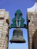 Grande cloche en bronze image libre de droits
