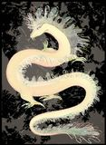 Grande colore del drago. Fotografia Stock Libera da Diritti