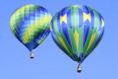 Grande corsa dell'aerostato di Reno Fotografie Stock
