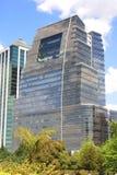 Grande costruzione moderna Fotografia Stock
