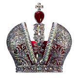 Grande couronne impériale Illustration Stock