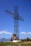 Grande croix Photos libres de droits