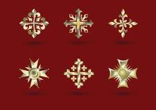 Grande cruz Fotos de Stock Royalty Free