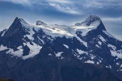 Grande cumbre de Paine, parque nacional de Torres del Paine imágenes de archivo libres de regalías