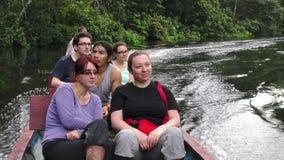 Grande Cuyabeno reserva de la fauna de Laguna metrajes