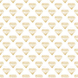 Grande dell'icona del fondo del diamante per qualsiasi uso Immagine Stock Libera da Diritti