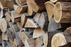 Grande deposito di legno Immagini Stock Libere da Diritti