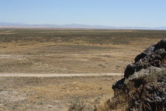 Grande deserto del bacino Immagini Stock