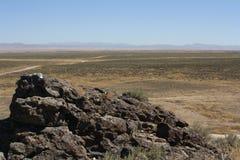 Grande deserto II del bacino Fotografia Stock Libera da Diritti