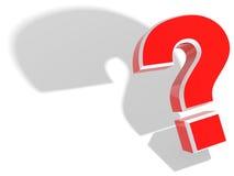 Grande domanda Immagini Stock Libere da Diritti
