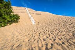 Grande duna di Pyla, la duna di sabbia più alta in Europa, Arcachon Fotografie Stock