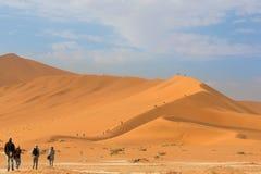 Grande dune de papa images libres de droits