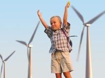 Grande energia Immagini Stock Libere da Diritti