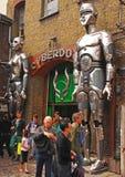 Grande entrata di Cyberdog a Camden immagini stock libere da diritti
