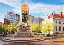 Grande esercito di Stephenson del memoriale della Repubblica in Washington DC immagini stock libere da diritti