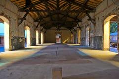 Grande espaço vazio Foto de Stock Royalty Free