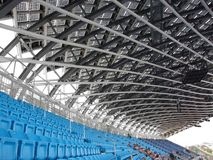 Grande estádio Imagem de Stock Royalty Free