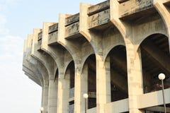 Grande estádio nacional da estrutura de construção do estádio fotos de stock royalty free