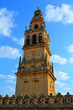 Grande esterno della moschea della Spagna Cordova (5) fotografia stock