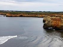Grande estrada Austrália do oceano Foto de Stock