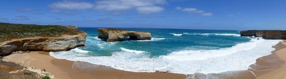 Grande estrada do oceano Foto de Stock Royalty Free