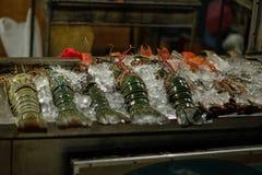 Grande et grosse crevette de Sooo photo stock