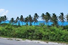 Grande Exuma Bahamas Fotografia Stock Libera da Diritti