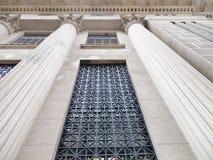 Grande finestra Fotografia Stock