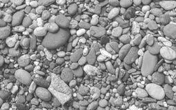 Grande fondo variopinto delle pietre Immagine Stock