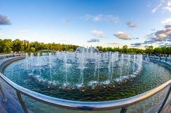 Grande fontaine Photographie stock libre de droits