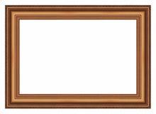 Grande frame 005 do ouro velho Foto de Stock